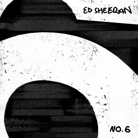 CD Ed Sheeran  No.6 Collaborations Pro