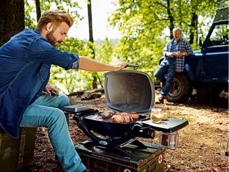 Weber Q 1200 Barbecue a gas - 51010053
