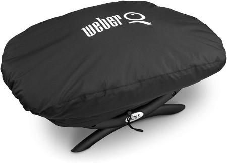 Weber Custodia per barbecue premium Compatibile con la serie Q 100/1000