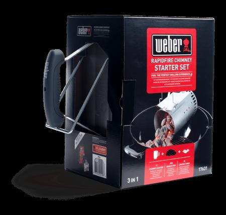 Weber Set ciminiera d'accensione - Rapidfire