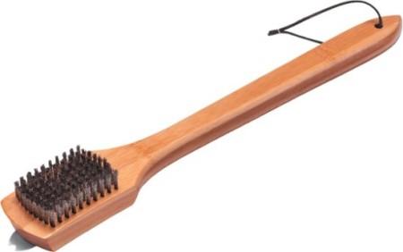 Weber Spazzola Bambù 45.7 cm - per griglie