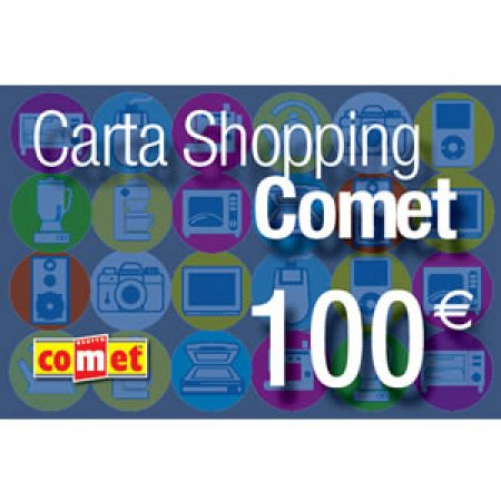 CARTA COMET - CARTA SHOPPING 100