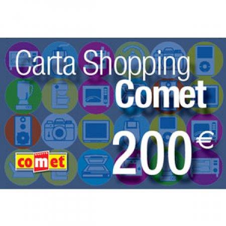 CARTA COMET - CARTA SHOPPING 200