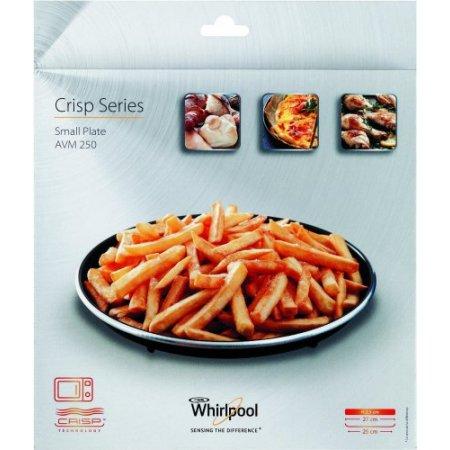 Whirlpool Piatto Crisp per microonde Whirlpool linea MAX - Piatto Crisp -  Avm250