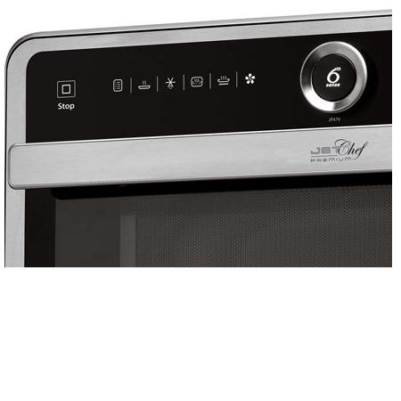 Whirlpool Microonde combinato multifunzione - Jet Chef Premium Jt479ix