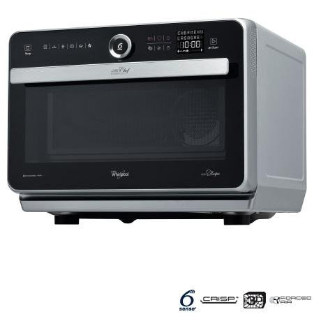 Whirlpool forno a microonde jet chef premium jt479sl comet - Forno e microonde insieme whirlpool ...