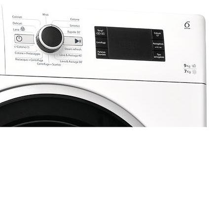 Whirlpool - Wwdc 9716 Washer Dryer Wp