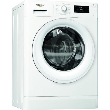 Whirlpool Lavatrice carica frontale 7 kg. - Fwsg71283wit