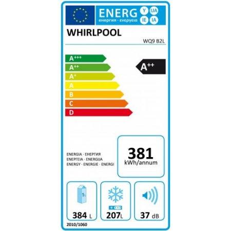 Whirlpool Frigo combinato 4 porte - Wq9 B2l