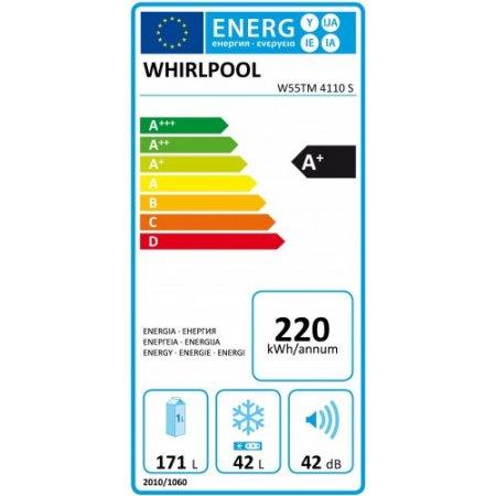 Whirlpool Frigorifero 2p - W55tm 4110 S