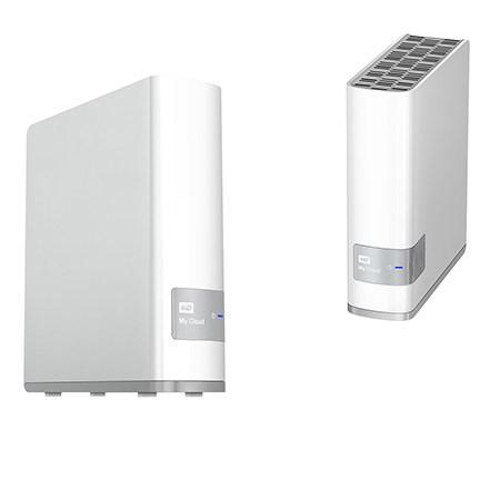 Western Digital Hard Disk Cloud da 4 TB - My Cloud 4TB