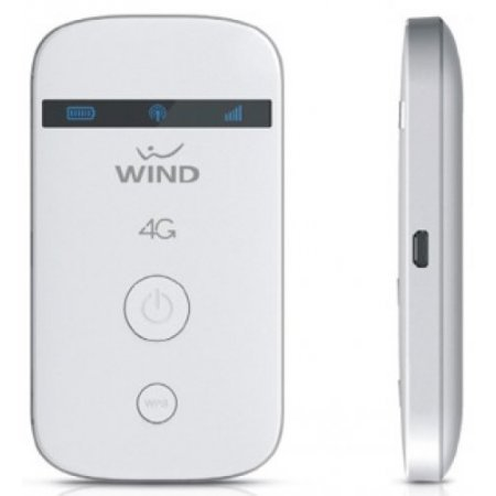 Zte - Router WiFi 4G - Mf90 Wind