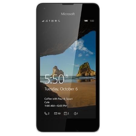 Wind 4G LTE / Wi-Fi - Microsoft Lumia 550 White
