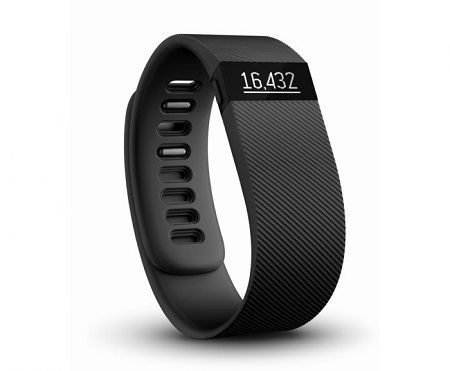 Wind - H&l-fitbit Charge Tg.l Black