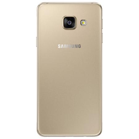 "Wind Display da 4.7"" SuperAMOLED HD 720p - Samsung Galaxy A3 2016 Gold"