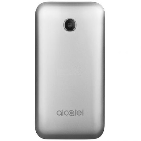 Alcatel Cellulare 3G UMTS - 2051 Silver