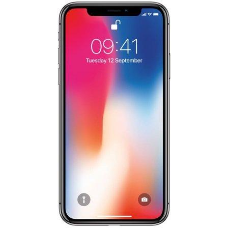 Apple - iPhone X 64 GB Space Grey