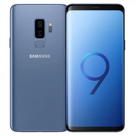 Samsung - Galaxy S9 Sm-g960 Blu Wind