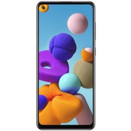Samsung Smartphone 32 gb ram 3 gb. windtre quadband - Galaxy A21s 32gb Sm-a217 Nero Windtre