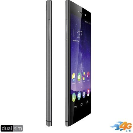 Wiko 4G LTE/ Wi-Fi - Highway Star 4g Grey | Comet