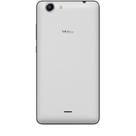 Wiko Dual SIM / 4G LTE - Pulp Fab 4g White