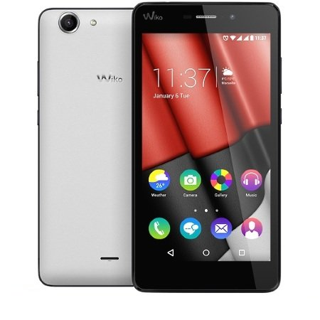 Wiko - Pulp Fab 4g White