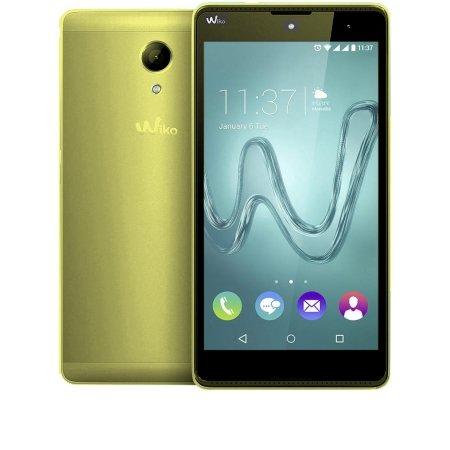 Wiko 3G HSPA+/ Wi-Fi/ Dual SIM - Robby Lime