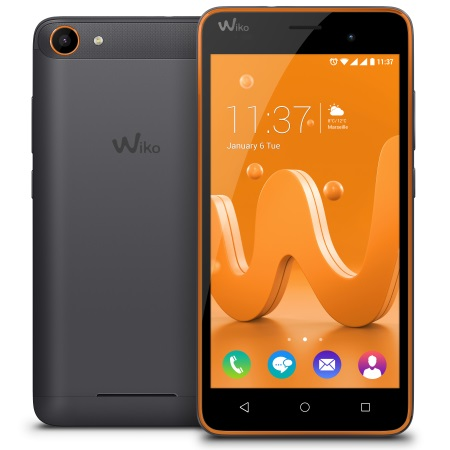 Wiko 3G HSPA+ 21Mbps - Wiko Jerry Grey/orange