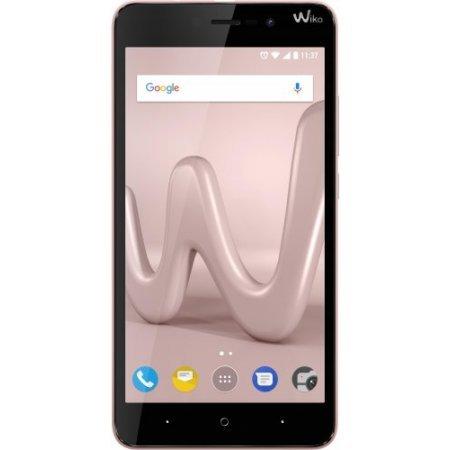 Wiko Smartphone - Lenny 4 Plusoro Rosa