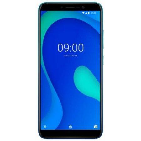 Wiko Smartphone 16 gb ram 2 gb. quadband - Y80 Bleen