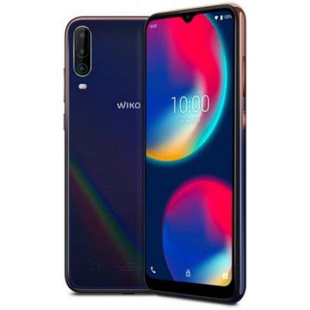 Wiko Smartphone 64 gb ram 3 gb. quadband - View 4 Blu