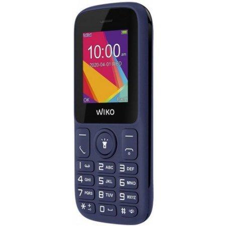 Wiko Cellulare dualband gprs / gsm - F100 Blu