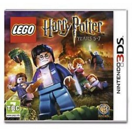 Warner Bros - 3ds Lego Harry Potter Anni 5-7