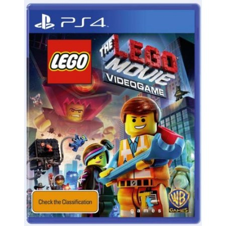 Warmies Gioco adatto a ps 4 - Ps4 Lego Movie Videogame swp40032