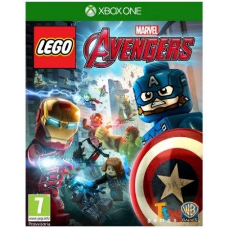 Warner Bros - Lego Avengers1000588124