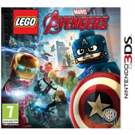 Warner Bros Gioco adatto modello 3ds - Lego Avengers1000588128