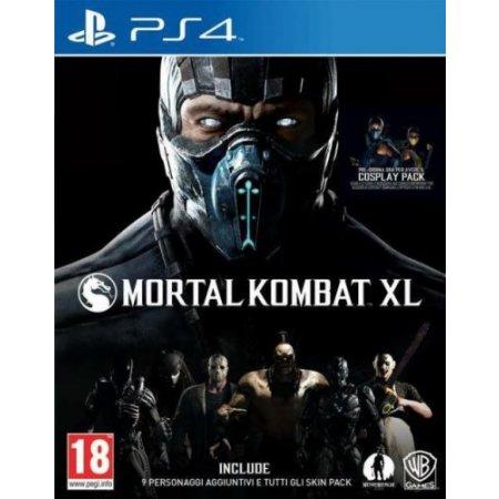 Warner Bros Gioco adatto modello ps 4 - 1000593252 Mortal Kombat Xl (ps4)
