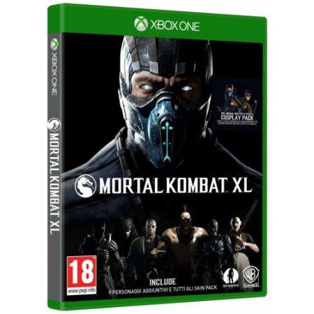 Warner Bros Gioco adatto modello xbox one - 1000593253 Mortal Kombat Xl (xbox One)