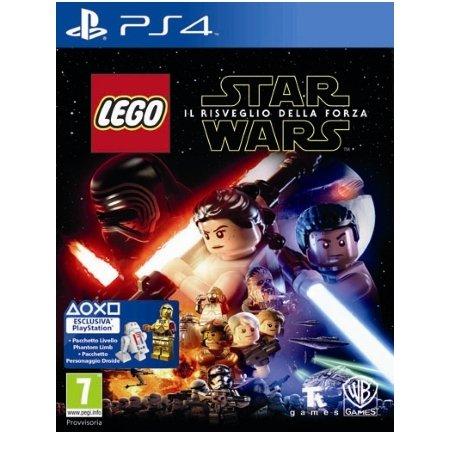 Warner Bros Game Genere: Azione/avventura - Lego Star Wars:Il Risveglio Forza PS4