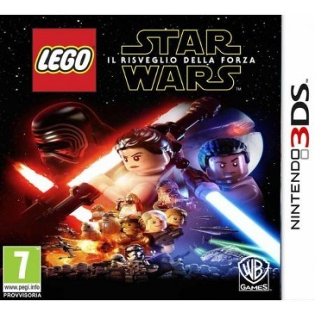 Warner Bros - 3ds Lego Star Wars Ep 7 1000597557