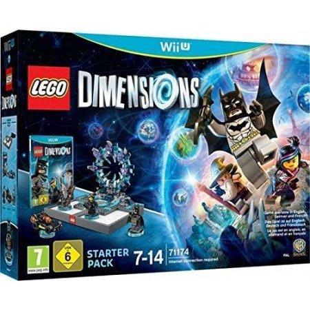 Warner Bros - Wii U Lego Dimensions1000603362