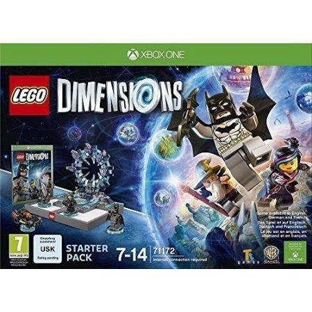 Warner Bros - Xbox One Lego Starter1000603363