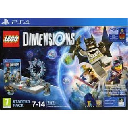 Warner Bros - Ps4 Lego Dimensions1000603366