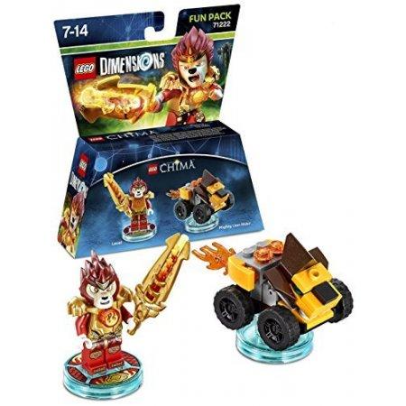 Warner Bros - 1000546245 Lego Chima Laval