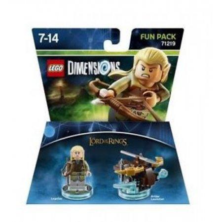 Warmies - Lego Dimensions Lord Of The Rings Legolas1000546250