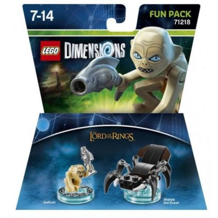 Warmies - 1000546252 Lego Lord Of The Rings Gollum