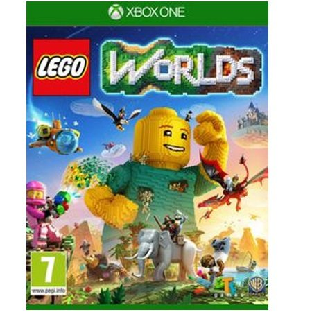 Warner Bros Game - LEGO Worlds - XboxOne