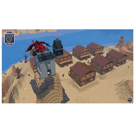 Warner Bros Game LEGO Worlds - LEGO Worlds - XboxOne