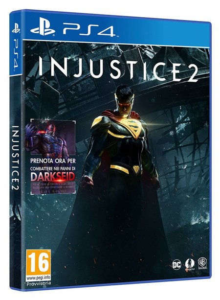 Warner Bros Game Injustice 2 - Injustice 2 PS4