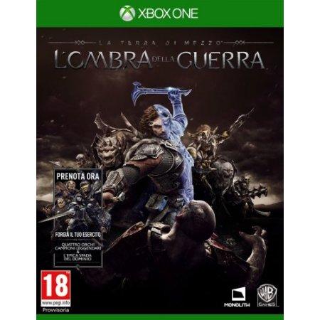Warner Bros Gioco - Xbox One La Terra Di Mezzo L'ombra Della Guerra- 1000647184